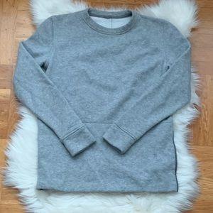 Grey Lululemon Sweater